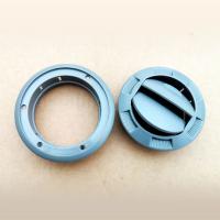 Дефлектор круглый, D-100 мм, цвет серый