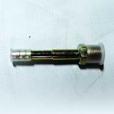 Фитинг соединительный, под обжимку, сталь, 3/8, G6, №6, #6 (8мм), 180°